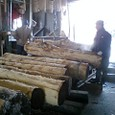 山岡木材工業株式会社へ