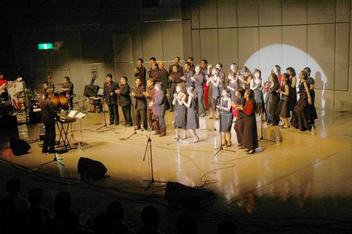 KMCステージ